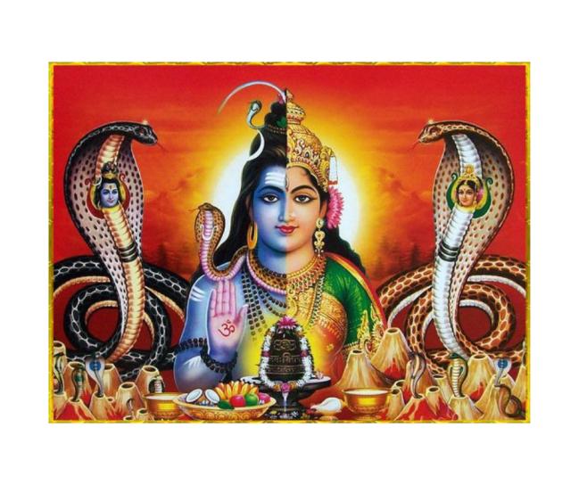 Ardha nariswara