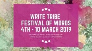 write-tribe-festival-of-words-4th-10-March-2019